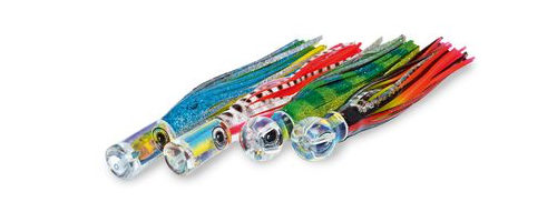 BWF Light Tackle Lures